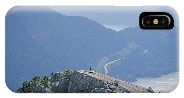 1m2918 South Summit Stawamus Chief From Second Summit IPhone Case