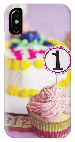 1st Birthday IPhone Case