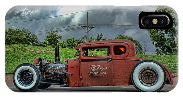 1929 Ford Hot Rod IPhone Case