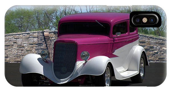 1933 Ford Vicky IPhone Case