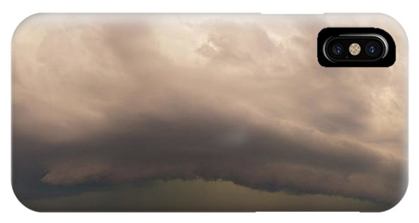 3rd Storm Chase Of 2015 IPhone Case