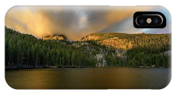 2 / 51  Bear Lake's Hallett Peak #2 IPhone Case
