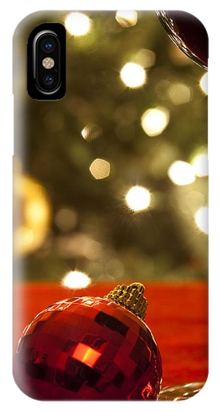 A Drink By The Tree IPhone Case