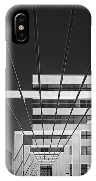 Abstract Architecture - Mississauga IPhone Case