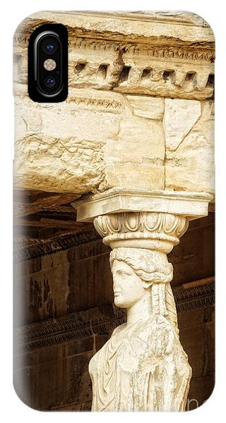 Greece iPhone Case - Acropolis Of Athens by HD Connelly