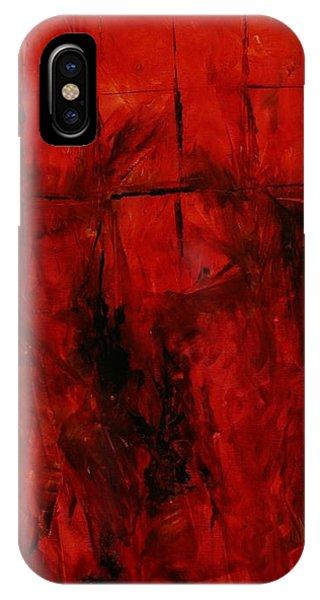Acrylics IPhone Case