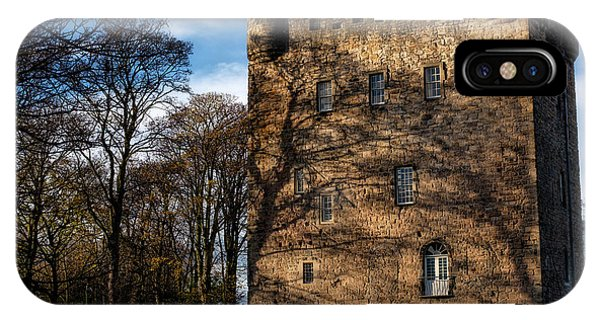 IPhone Case featuring the photograph Alloa Tower by Jeremy Lavender Photography