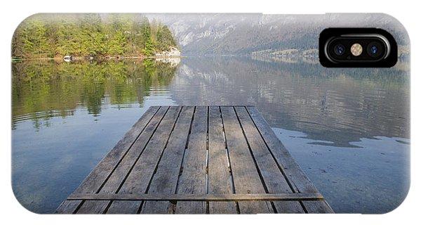 Alpine Clarity IPhone Case