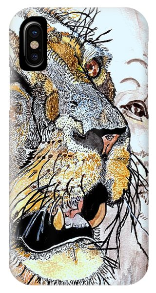 Always The King IPhone Case