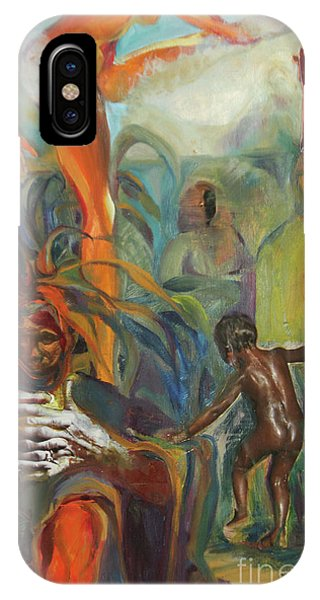 Ancestor Dance IPhone Case