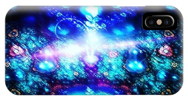 #art #abstract #digitalart #fractals Phone Case by Michal Dunaj