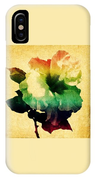 Simple iPhone Case - Hibiscus Art by Stacey Chiew