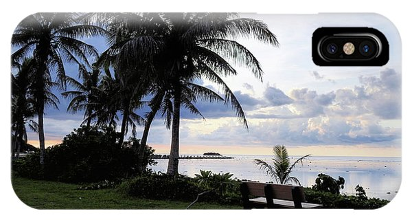 Asan Beach Guam IPhone Case