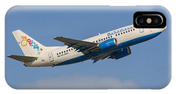Bahamas Air IPhone Case