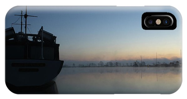 Ballyronan Marina Dawn IPhone Case
