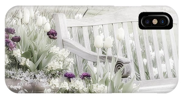 Beauty Of A Spring Garden IPhone Case