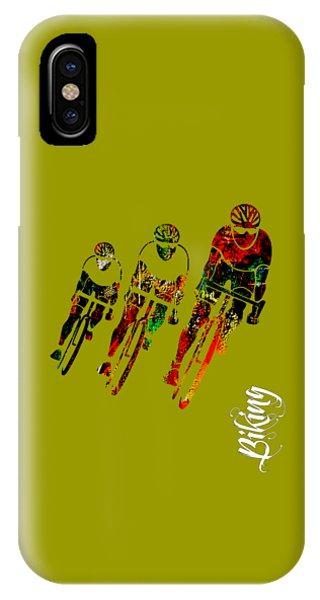 Bike Racing IPhone Case