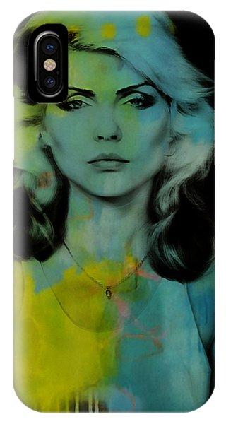 Blondie Debbie Harry IPhone Case