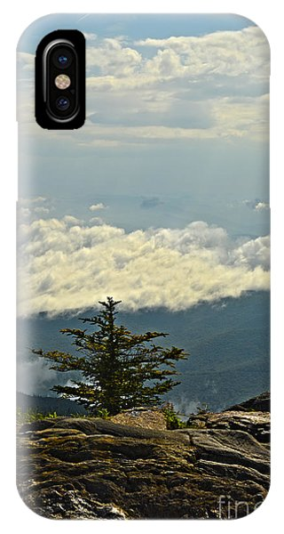 Blue Ridge Parkway IPhone Case