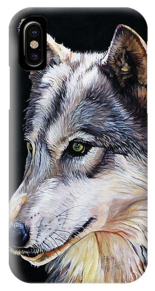 Brother Wolf IPhone Case