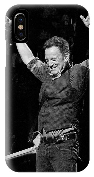 Bruce Springsteen IPhone Case