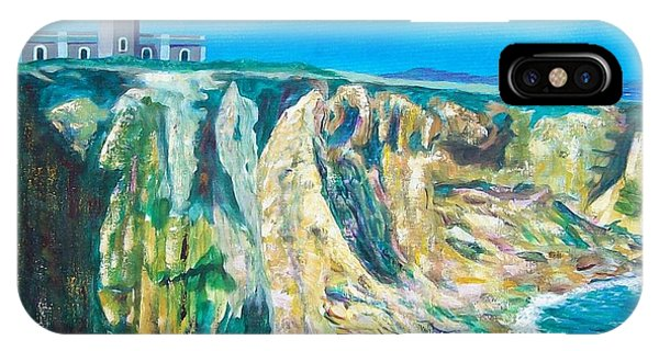 Cabo Rojo Lighthouse IPhone Case