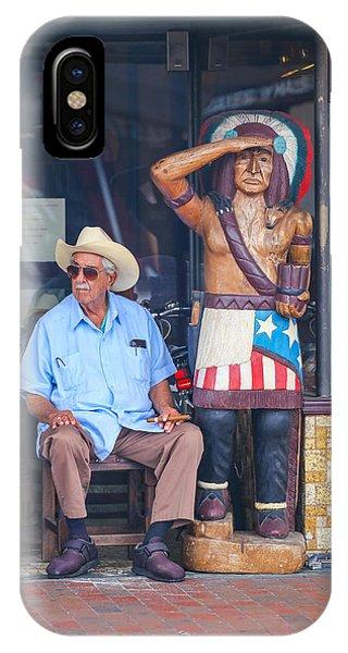 Calle Ocho IPhone Case