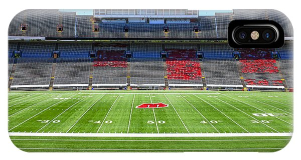 Camp Randall Uw Madison IPhone Case