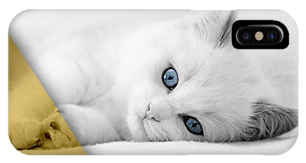 Cat Collection IPhone Case