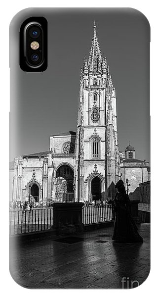 iPhone Case - Cathedral by Ric Schafer
