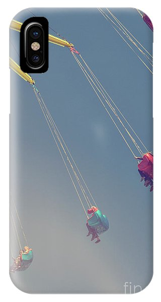 Chairoplane IPhone Case