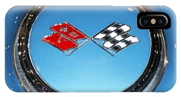 Chevy Corvette IPhone Case