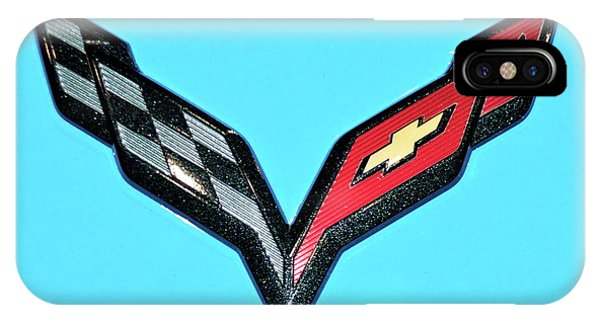 Chevy Emblem IPhone Case