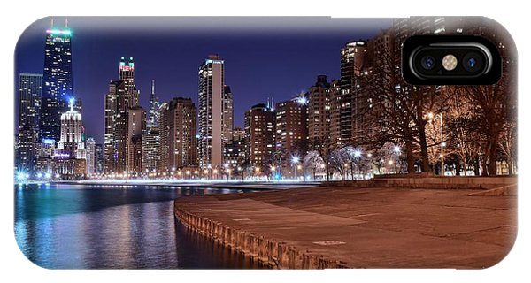 Chicago From The North IPhone Case