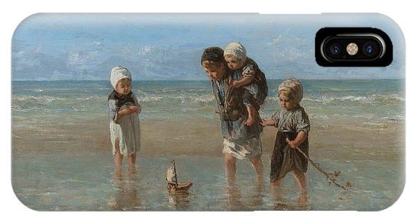 Children Of The Sea IPhone Case