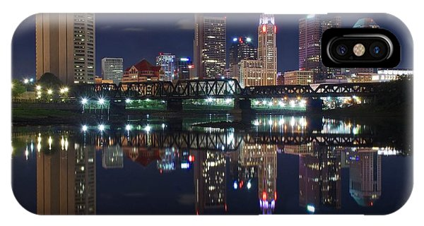Columbus Ohio IPhone Case