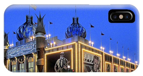 Corn Palace 2016 IPhone Case