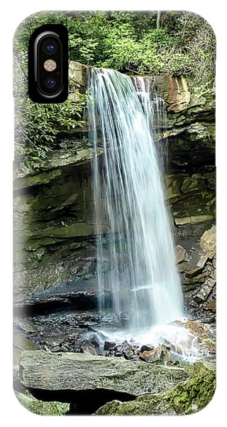 Cucumber Falls Pennsylvania IPhone Case