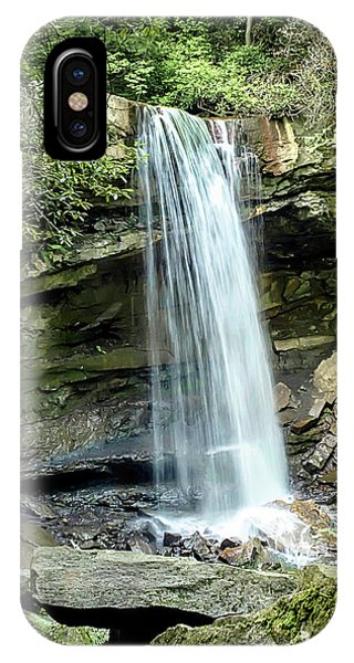 Cucumber Falls Pennsylvania IPhone Case