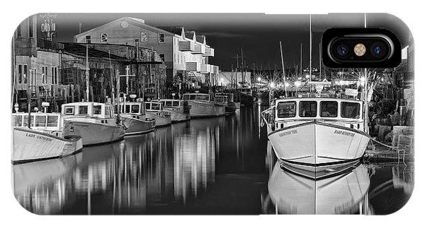 Custom House Wharf IPhone Case
