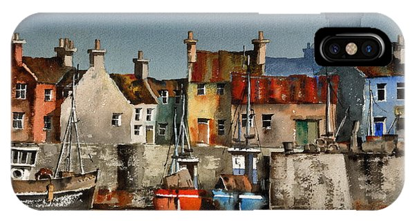 Dingle Harbour, Kerry IPhone Case