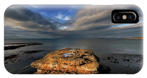 Isle Of Skye iPhone Case - Duntulm by Smart Aviation