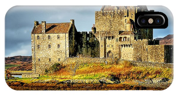 Castle iPhone Case - Eilean Donan Castle by Smart Aviation