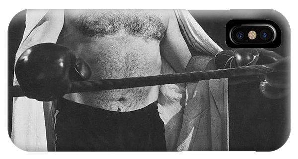 Nobel iPhone Case - Ernest Hemingway by Granger