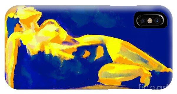 Evening Nude IPhone Case