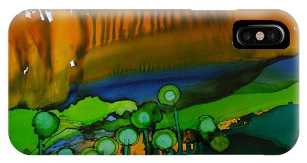 Exotic Landscape # 53. IPhone Case