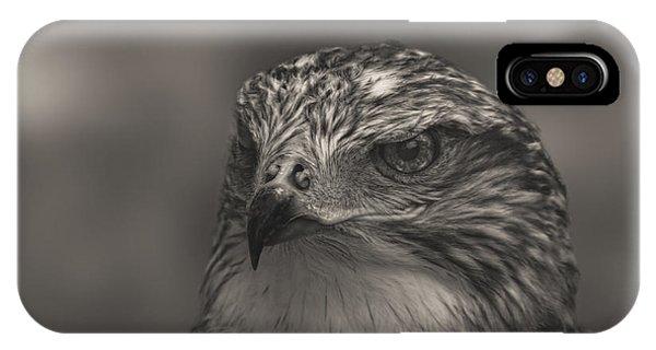 Ferruginous Hawk  IPhone Case