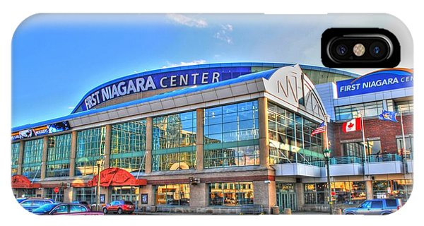 First Niagara Center IPhone Case