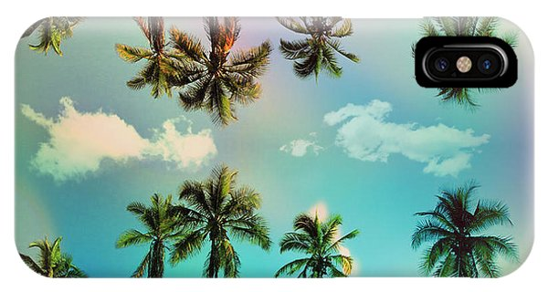 Sky iPhone Case - Florida by Mark Ashkenazi