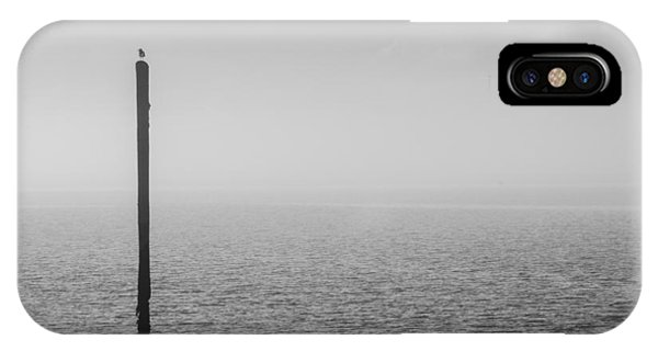 IPhone Case featuring the photograph Fog On The Cape Fear River by Willard Killough III